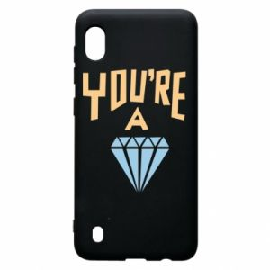 Etui na Samsung A10 You're a diamond