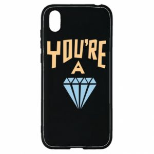 Etui na Huawei Y5 2019 You're a diamond