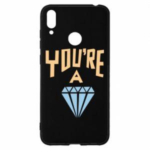Etui na Huawei Y7 2019 You're a diamond