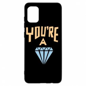 Etui na Samsung A31 You're a diamond