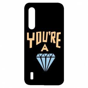 Etui na Xiaomi Mi9 Lite You're a diamond
