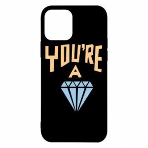 Etui na iPhone 12/12 Pro You're a diamond