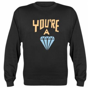 Bluza (raglan) You're a diamond