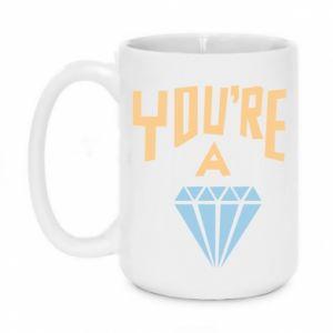 Kubek 450ml You're a diamond