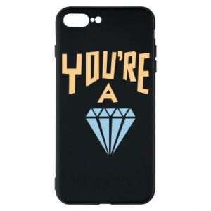Etui do iPhone 7 Plus You're a diamond