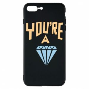 Etui na iPhone 8 Plus You're a diamond