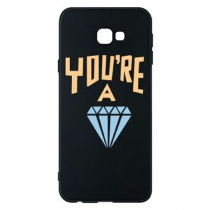 Etui na Samsung J4 Plus 2018 You're a diamond