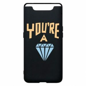Etui na Samsung A80 You're a diamond