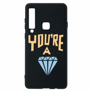 Etui na Samsung A9 2018 You're a diamond