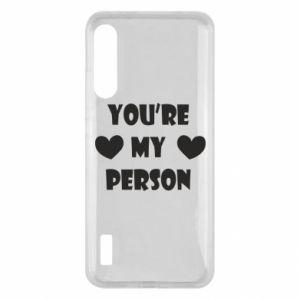 Etui na Xiaomi Mi A3 You're my person