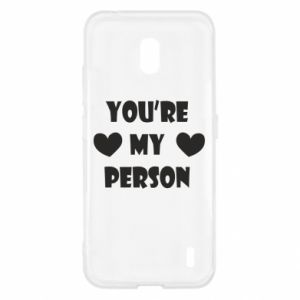 Etui na Nokia 2.2 You're my person