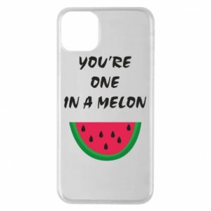 Phone case for iPhone 11 Pro Max You're one in a melon