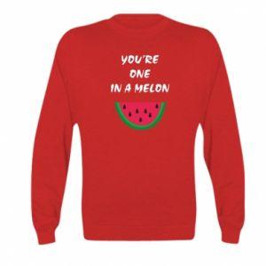 Bluza dziecięca You're one in a melon