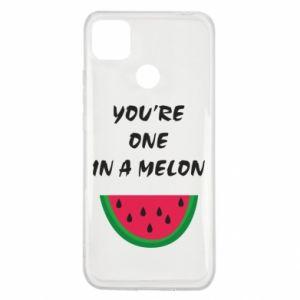 Etui na Xiaomi Redmi 9c You're one in a melon