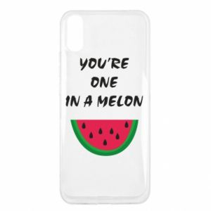 Etui na Xiaomi Redmi 9a You're one in a melon