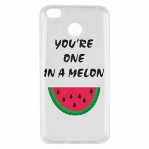 Etui na Xiaomi Redmi 4X You're one in a melon