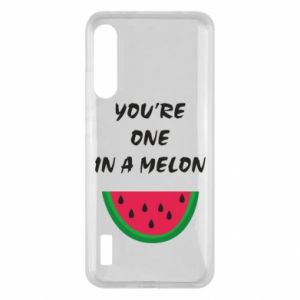 Etui na Xiaomi Mi A3 You're one in a melon