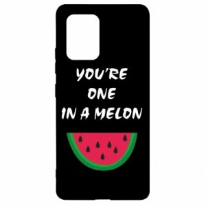 Etui na Samsung S10 Lite You're one in a melon
