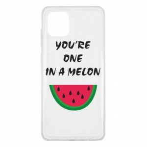 Etui na Samsung Note 10 Lite You're one in a melon