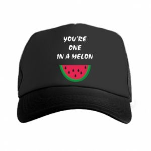 Trucker hat You're one in a melon