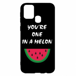 Etui na Samsung M31 You're one in a melon