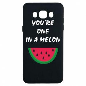 Etui na Samsung J7 2016 You're one in a melon