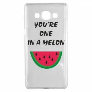Etui na Samsung A5 2015 You're one in a melon