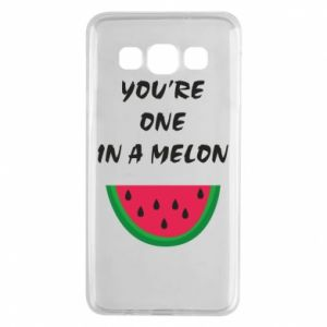 Etui na Samsung A3 2015 You're one in a melon