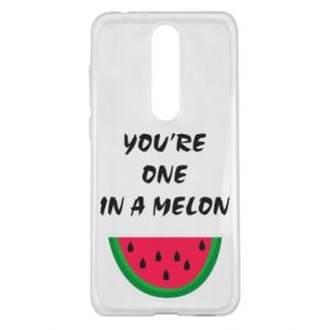 Etui na Nokia 5.1 Plus You're one in a melon