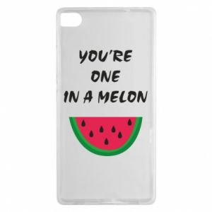 Etui na Huawei P8 You're one in a melon
