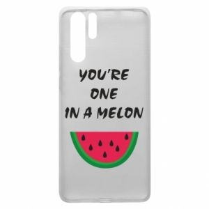 Etui na Huawei P30 Pro You're one in a melon
