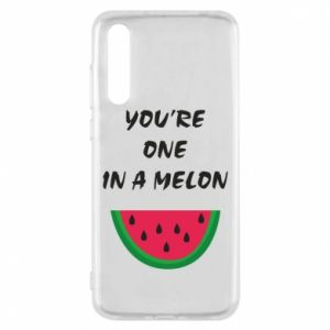 Etui na Huawei P20 Pro You're one in a melon