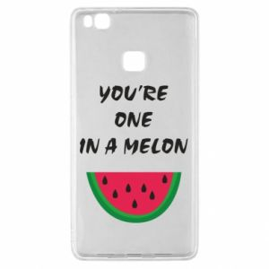 Etui na Huawei P9 Lite You're one in a melon