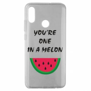 Etui na Huawei Honor 10 Lite You're one in a melon