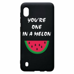Etui na Samsung A10 You're one in a melon