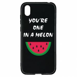 Etui na Huawei Y5 2019 You're one in a melon