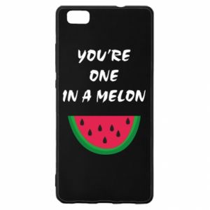 Etui na Huawei P 8 Lite You're one in a melon