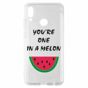 Etui na Huawei P Smart 2019 You're one in a melon