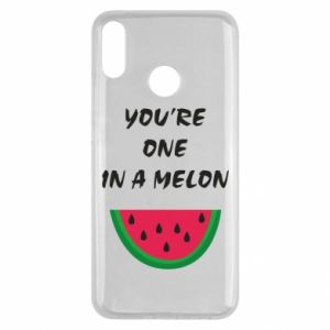 Etui na Huawei Y9 2019 You're one in a melon