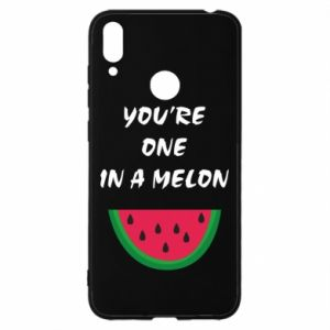 Etui na Huawei Y7 2019 You're one in a melon