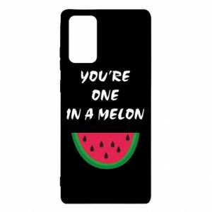 Etui na Samsung Note 20 You're one in a melon