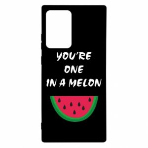 Etui na Samsung Note 20 Ultra You're one in a melon