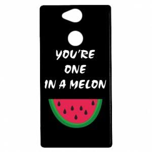 Etui na Sony Xperia XA2 You're one in a melon
