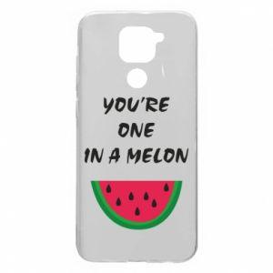 Etui na Xiaomi Redmi Note 9/Redmi 10X You're one in a melon