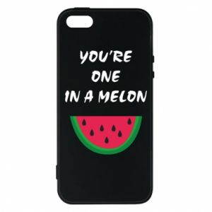 Etui na iPhone 5/5S/SE You're one in a melon