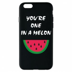 Phone case for iPhone 6/6S You're one in a melon