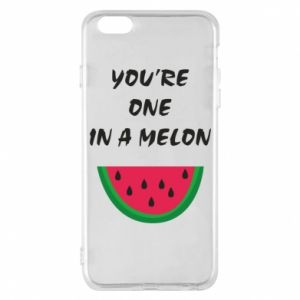 Phone case for iPhone 6 Plus/6S Plus You're one in a melon