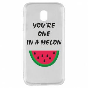 Phone case for Samsung J3 2017 You're one in a melon