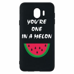 Phone case for Samsung J4 You're one in a melon