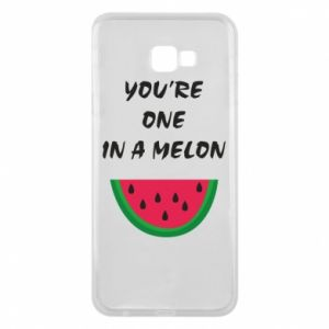 Phone case for Samsung J4 Plus 2018 You're one in a melon